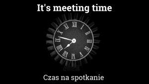 Czas na spotkanie online