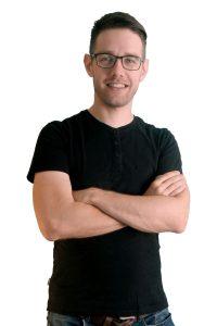 Szymon Marciniak - autor Kwadransu na Angielski