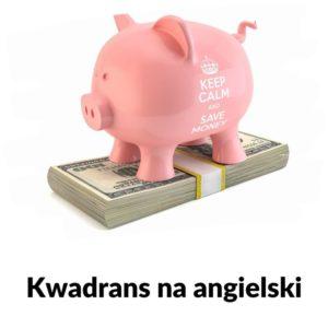 W banku - Kwadrans na angielski lekcja 83