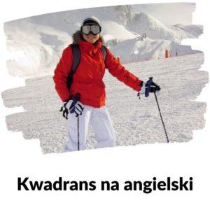 Sporty zimowe - Kwadrans na angielski Lekcja 89