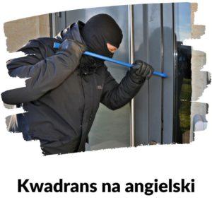 Przestępstwa - Kwadrans na angielski Lekcja 90