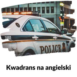 Telefon na policję, zgłaszanie przestępstwa - Kwadrans na angielski Lekcja 91