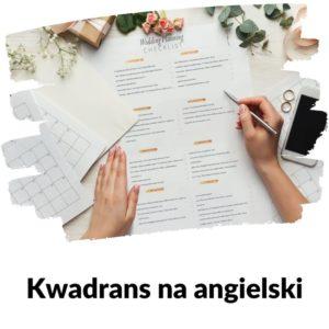 Planowanie ślubu - Lekcja 105 | Kwadrans na angielski