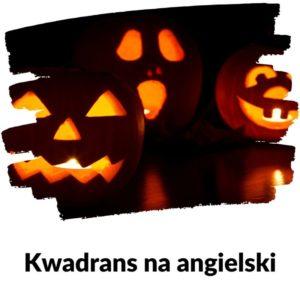 Zgadywanki na Halloween - Lekcja 124 | Kwadrans na angielski